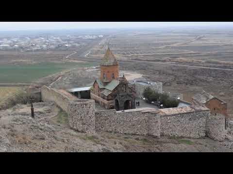 Армения, Хор Вирап, город Арарат, 2018 год