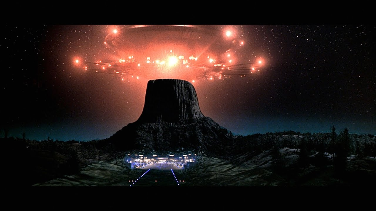 Image result for close encounter of the third kind