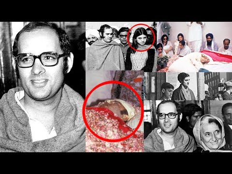 Unknown Surprising Facts About Sanjay Gandhi || Pastimers