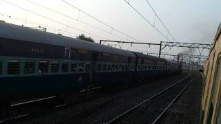 MAYURAKSHI FAST PASSENGER STARTING ITS JOURNEY FROM HOWRAH
