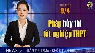 Bản tin Viêm phổi Vũ Hán trưa 9/4: Anh, Ấn kiện Trung Quốc; New York treo cờ rủ