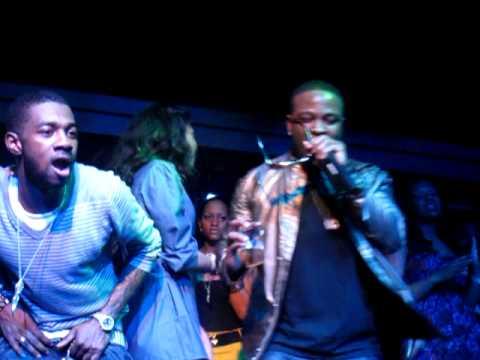 Pleasure P. & Sammie At SoBe Live [KidduNot.com]