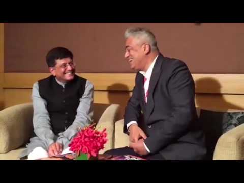 Facebook Live With BJP's Piyush Goyal At India Today Conclave 2017