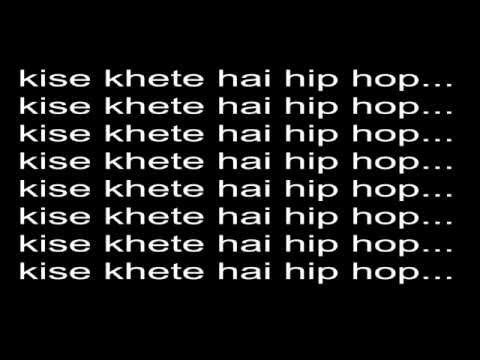 ise kehte hai hip hop Song Full Lyrics II Yo Yo Honey Singh II 2014