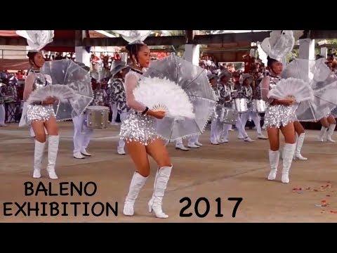 Baleno Parade and Exhibition 2017 Masbate - Philippine daily life