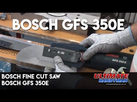 Bosch fine cut saw | Bosch GFS 350E