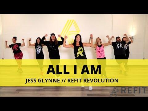 """All I Am"" || Jess Glynne || Cardio Dance || REFIT® Revolution"