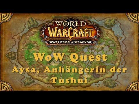 WoW Quest: Aysa,