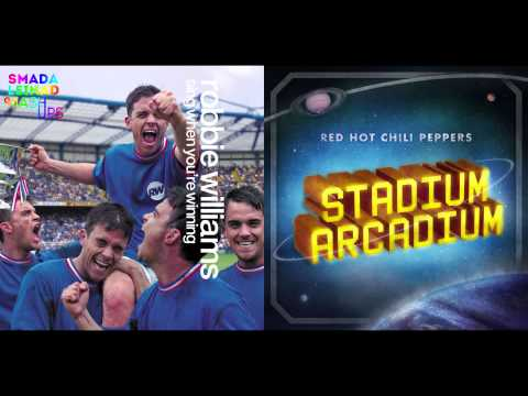 Robbie Williams vs. Red Hot Chili Peppers - DJ Dani