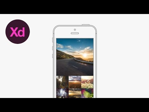 Learn How to Quickly Add Images in Adobe XD | Dansky