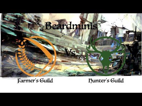 Don't Touch The Beard Episode 20: Farmer's Guild Vs Hunter's Guild