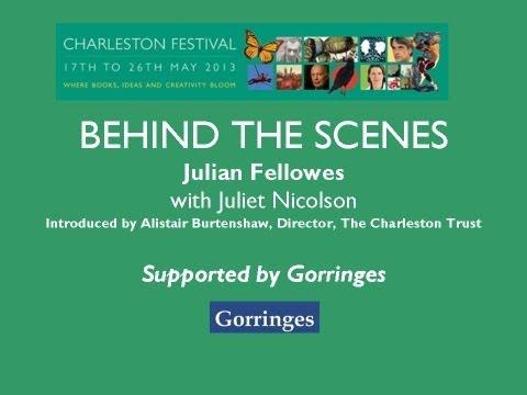 Behind The Scenes: Julian Fellowes