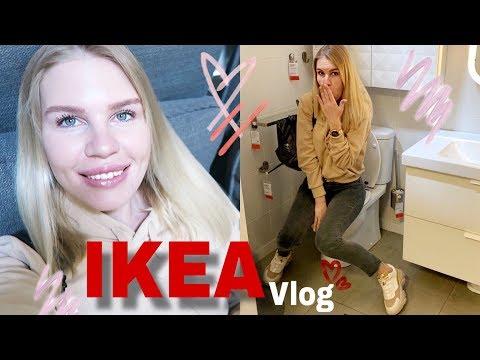 IKEA VLOG\\НОВИНКИ в ИКЕА\\ПРОГУЛКА ПО ИКЕА
