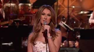 Celine Dion - Because You Loved Me (A Home For The Holidays 2013) HD 1080p