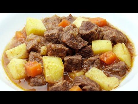 Bowl Kebab Recipe - How to make Turkish Beef Stew