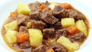 Bowl Kebab Recipe - How to make Turkish Beef Stew