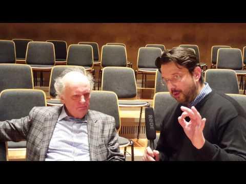 Marek Janowkski im Interview mit Axel Scheidig