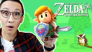 ZELDA LINK'S AWAKENING, encore un bon Zelda sur Switch ? (test du jeu) / Mini #1