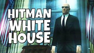 Hitman Blood Money - White House