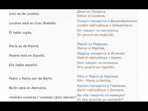 RUSO Curso De Idioma Ruso 100 LECCIONES + TEXTO