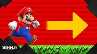 Dlaczego Mario biega w prawo? — arhn.edu