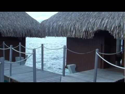 InterContinental Tahiti, French Polynesia - Review of a Over Water Bungalow 510