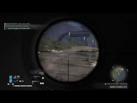 Ghost recon brakepoint |