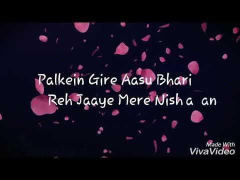 Jhuki Teri Palko Main👀 ||  romantic whatsapp status||