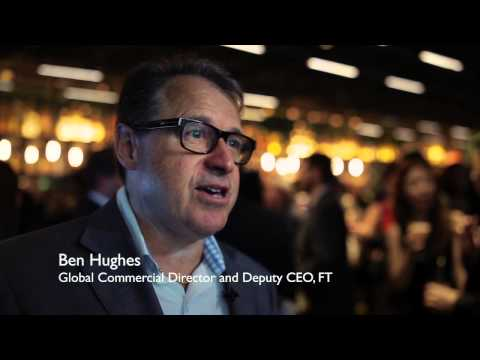 "Financial Times ""How To Spend It"" Dinner in Hong Kong, in association with Vertu"