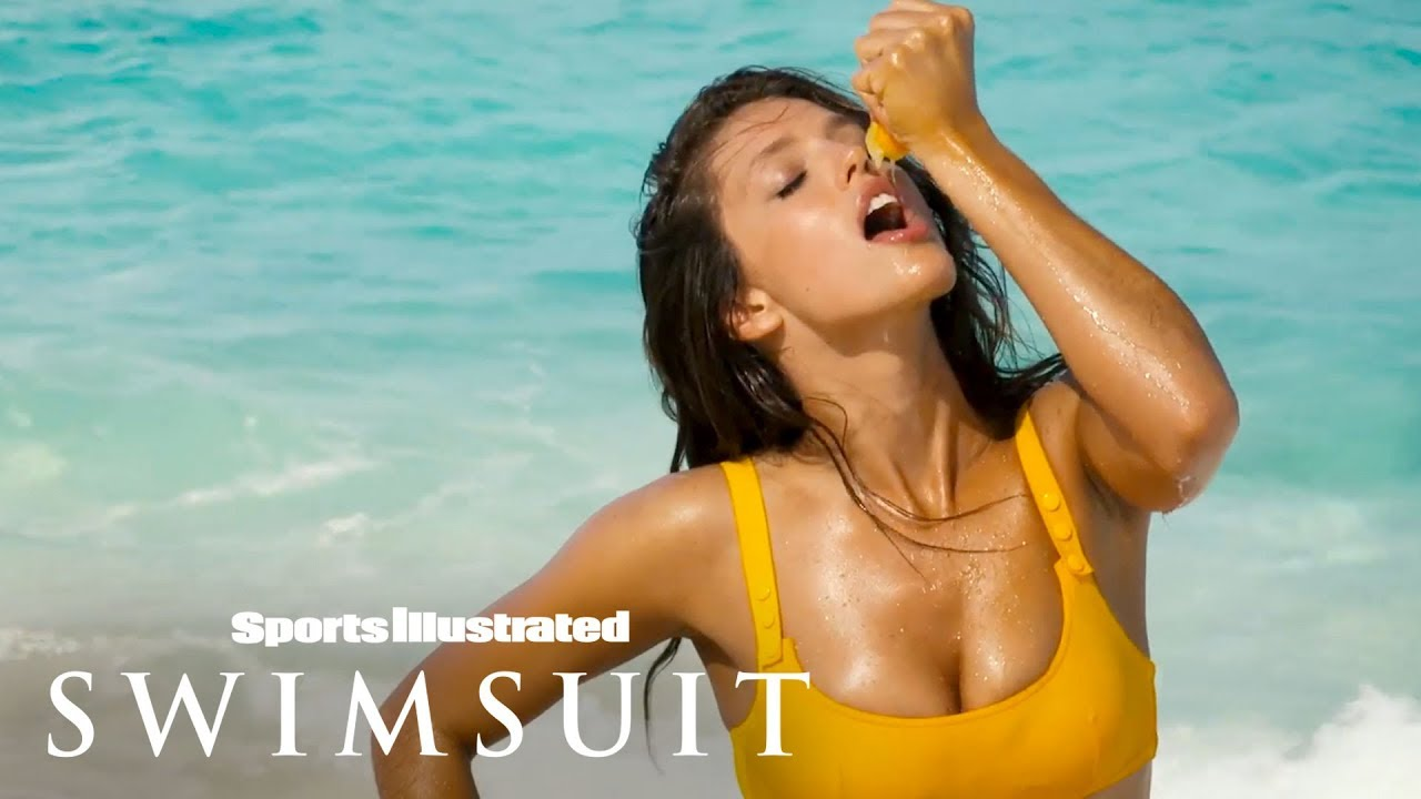 Emily DiDonato Gives You A Taste Of Turks & Caicos
