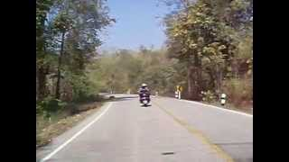 mq Motor holiday in Thailand films part 1 explore east motorbike motorcycle