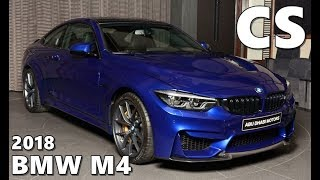 2018 BMW M4 CS - Up Close Look Inside & Out
