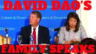 Redneck rant United Airlines passenger DR David Dao's daughter and attorney speak