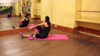 Stretching per la schiena: esercizi per allungare i muscoli della schiena da fare a casa