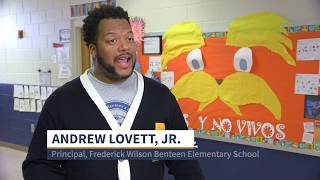 Building Brilliant Biliterate Readers! - 2019 TOP Grantee Dr. Andrew Lovett