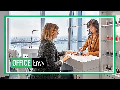 Inside L'Oréal's New York office | Office Envy
