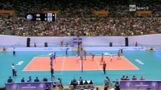 Volleyball World League Iran-Italy Tehran 2014