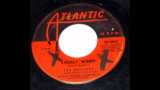 The Drifters 1960-Lonely Winds --ATLANTIC 45-2062.wmv