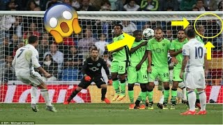 Best football free kicks 2016/2017 ft. messi, ronaldo, neymar and more | hd
