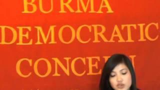 burma democratic concern sayar zaw gyi toe tai toe pyi