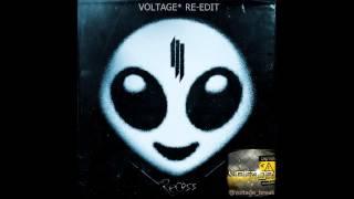 Skrillex - Reeces (Voltage Breaks Mix)