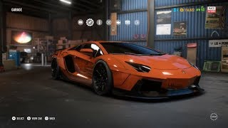NFS Payback: Lamborghini Aventador [Race Build]