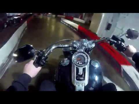 Тест-драйв Harley-Davidson Softail FatBoy 2018