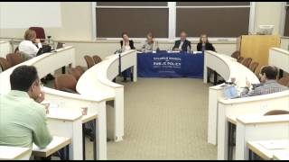 2015 Wildavsky Forum Panel Discussion: Goodbye to Pluralism? Studying Power in Contemporary American Politics