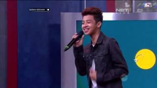 Bastian Steel - Juara Di Hati ( Live at Sarah Sechan )