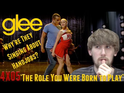 Glee Season 4 Episode 5 - 'The Role You Were Born To Play' Reaction