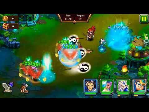 Magic rush heros island crusade level 3