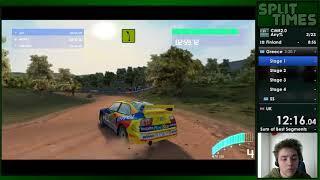 Colin McRae Rally 2.0 Any% (Novice) Race! (thebpg13, LuckY, death_master_d) (1:37.27) (PB)