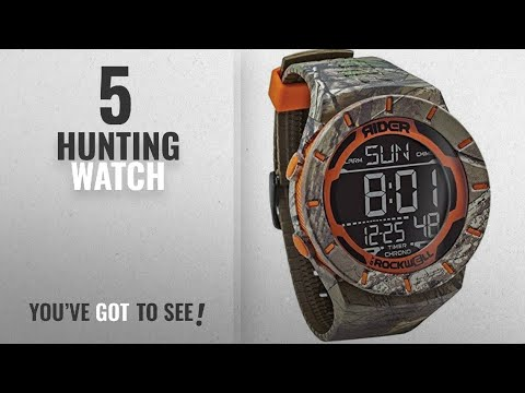 Top 10 Hunting Watch [2018]: Rockwell RWRTX1-BRK Coliseum Realtree Xtra Watch