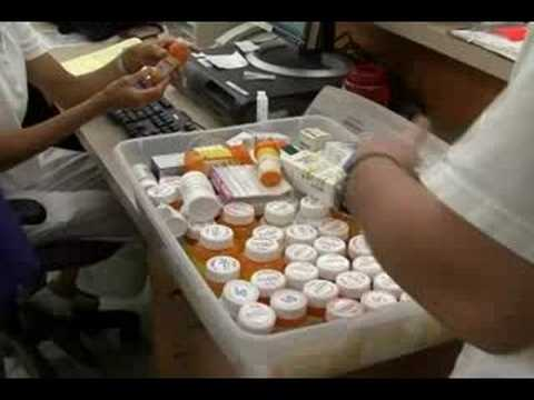Polypharmacy and older adults